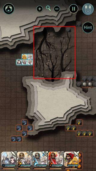 2章の枯れ木