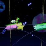【ヨッシークラフトワールド】流れ星にのってオモテ