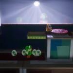 【ヨッシークラフトワールド】潜入!夜のはくぶつ館オモテの赤コイン、スペシャルフラワー入手場所
