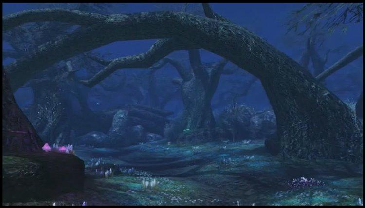 異世界オメガ「幻惑の森」その2